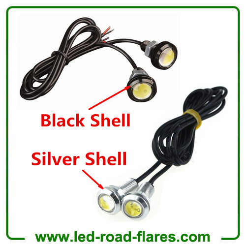 Car Led Eagle Eye Headlights Car Parking Lights Eagle Eye Led Lights 23mm 12V 10W Waterproof