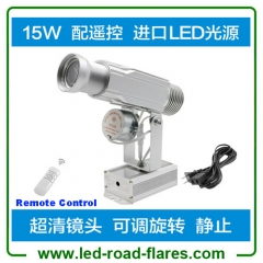 Outdooor Logo Projector Lighting With Remote Control 12W 15W 25W 35W